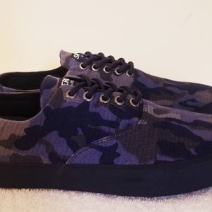 SPERRY Men's Top Sider Camo Shoes SZ 10 NEW W/ BOX